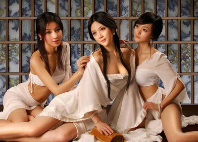 Wat Chinese-ancient-pretty-lady-6