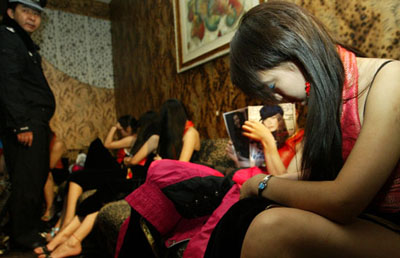 China Prostitution